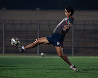Wilmer Cabrera. U.S. Under-17 Men Training  Kano, Nigeria