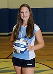 9-24-14, Skyline High School volleyball teams