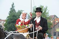 CULTUUR: JOURE: 24-07-2014, De Friese Boerenbruiloft, ©foto Martin de Jong
