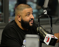 FORT LAUDERDALE, FL - AUGUST 01: DJ Khaled visits iHeart Radio on August 1, 2016 in Fort Lauderdale, Florida. Credit: mpi04/MediaPunch