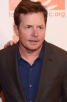 NEW YORK, NY - APRIL 19: Michael J. Fox attends the Food Bank for New York City Can Do Awards on Wednesday, April 19, 2017 at Cipriani, Wall Street in New York City. <br /> CAP/MPI/RH<br /> &copy;RH/MPI/Capital Pictures
