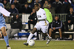 11 December 2009: Akron's Darlington Nagbe. The University of Akron Zips defeated the University of North Carolina Tar Heels 5-4 on penalty kicks after the game ended in a 0-0 overtime tie at WakeMed Soccer Stadium in Cary, North Carolina in an NCAA Division I Men's College Cup Semifinal game.