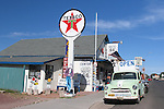 Classic Car and Gift Shop, Route 66, Seligman, Arizona, USA