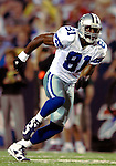 8 October 2007: Dallas Cowboys wide receiver Terrell Owens in action against the Buffalo Bills at Ralph Wilson Stadium in Buffalo, New York. The Cowboys rallied to defeat the Bills 25-24, thus winning their fifth consecutive game of the season...Mandatory Photo Credit: Ed Wolfstein Photo