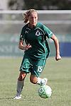 26 July 2009: Amanda Cinalli (15) of Saint Louis Athletica.  Saint Louis Athletica tied the visiting FC Gold Pride 1-1 in a regular season Women's Professional Soccer game at Anheuser-Busch Soccer Park, in Fenton, MO.