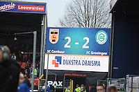 SC Cambuur - FC Groningen 081115
