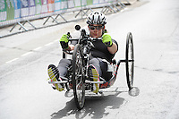 Alison Webb during the Abergavenny Festival of Cycling &quot;Para Grand Prix of Wales&quot; race on Sunday 17th 2016<br /> <br /> <br /> Jeff Thomas Photography -  www.jaypics.photoshelter.com - <br /> e-mail swansea1001@hotmail.co.uk -<br /> Mob: 07837 386244 -