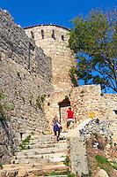 Frankopan Castle ( Frankopanski Ka?tel ) Krk Town, Krk Island, Croatia