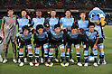 Kawasaki Frontale team group line-up, July 27, 2011 - Football / Soccer : 2011 J.LEAGUE Yamazaki Nabisco Cup, 1st Round 2nd Leg match between Kawasaki Frontale 3-1 Sanfrecce Hiroshima at Kawasaki Todoroki Stadium, Kanagawa, Japan. (Photo by Atsushi Tomura /AFLO SPORT) [1035]