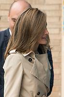 Queen Letizia of Spain at UNICEF