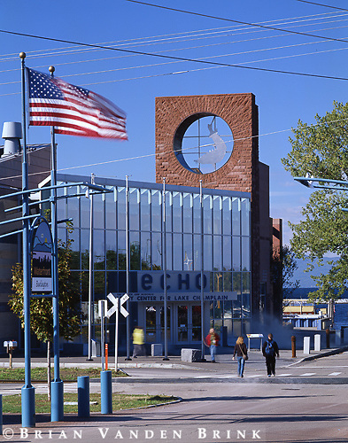 Smith Alvarez Sienkiewitz Architects.Echo Center.Burlington, VT