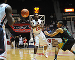 "Ole Miss' Nick Williams (20) vs. Coastal Carolina at the C.M. ""Tad"" Smith Coliseum in Oxford, Miss. on Tuesday, November 13, 2012."