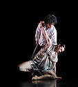 London, UK. 25/11/2010. Rambert Dance Company present a Season of New Choreography in the Linbury Studio, Royal Opera House. Picture credit should read: Jane Hobson/London News Pictures