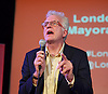 London Labour Mayoral Hustings <br /> at the Camden Centre, London, Great Britain <br /> 17th June 2015 <br /> <br /> <br /> Christian Wolmar <br /> <br /> Photograph by Elliott Franks <br /> Image licensed to Elliott Franks Photography Services