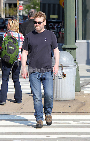 August 31, 2012 Director Kenneth Branagh shooting on location for Paramount Pictures untitled Jack Ryan Project in New York City.Credit:© RW/MediaPunch Inc.