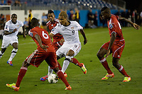 2012 CONCACAF Men's Olympic Qualifying tournament. U.S. Under-23 Mens National Team vs Cuba. March 22 at LP Field in Nashville, Tenn.