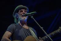 Francesco De Gregori in concert, on August 05, 2015, in Pescara. Photo: Adamo Di Loreto/BuenaVista*photo