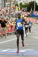 Falmouth Road Race, Harbert Okuti