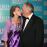Honoree and Alvin Ailey American Dance Theather Chairman of the Board Joan Weill and Sandford Weill Attend Alvin Ailey Opening Night Gala Party at the Hilton New York Grand Ballroom, 12/1/10