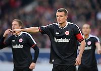 FUSSBALL   1. BUNDESLIGA  SAISON 2012/2013   9. Spieltag   VfB Stuttgart - Eintracht Frankfurt      28.10.2012 Alexander Maier (Eintracht Frankfurt)