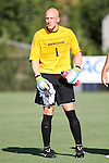 30 August 2013: Northeastern's Dylan Faber. The Elon University Phoenix played the Northeastern University Huskies at Koskinen Stadium in Durham, NC in a 2013 NCAA Division I Men's Soccer match. The game ended in a 1-1 tie after two overtimes.