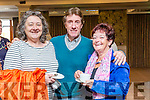 At the Tralee 800 Conference at the Rose Hotel on Saturday were Edel Connolly, Mossy Sugrue, Joan O'Regan