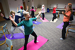 Yoga and Meditation Class for Cancer Patients at El Camino Hospital