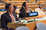The representative of Philippines exercises his country&rsquo;s right of reply during the general debate of the General Assembly&rsquo;s seventy-first session<br /> <br /> <br /> <br /> General Assembly Seventy-first session 20th plenary meeting<br /> <br /> General Debate