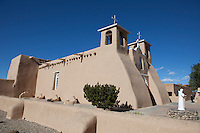 San Francisco de Asis Mission Church, Rancho de Taos