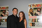 10-12-12 Pelphrey & Archer star in Excuse Me For Living Premiere -NYC Shenaz David Conn