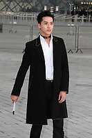 Timmy Xu Weizhou - ARRIVEES AU DEFILE 'VUITTON' AU LOUVRE - FASHION WEEK DE PARIS