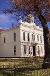 Mono County Courthouse, Bridgeport, California