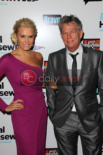 Yolanda H. Foster, David Foster<br />