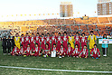 Shoshi team group, JANUARY 7, 2012 - Football /Soccer : 90th All Japan High School Soccer Tournament semi-final between Shoshi 1-6 Yokkaichi Chuo Kogyo at National Stadium, Tokyo, Japan. (Photo by YUTAKA/AFLO SPORT) [1040]