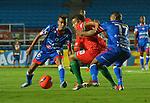Deportivo Pasto venció como visitante 4-0 a Cortuluá. Fecha 1 Liga Águila I-2017.