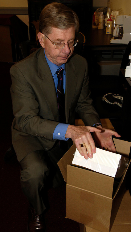 Roger Mahan of the budget committee unpack the President's FY 2007 Budget.