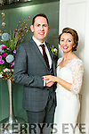Niamh Tim Corcoran were married at Beaufort Church by Fr. Jack Fitzgerald on Saturday 29th October 2016 with a reception at the Earl of Desmond Hotel