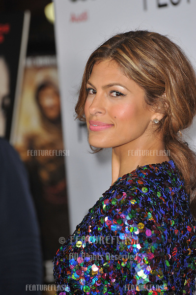 """Eva Mendes at the AFI Fest gala screening of her new movie """"Bad Lieutenant: Port of Call New Orleans"""" at Grauman's Chinese Theatre, Hollywood..November 4, 2009  Los Angeles, CA.Picture: Paul Smith / Featureflash"""