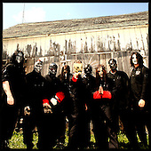 SLIPKNOT 2008 (STUDIO SESSION)