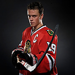 Jonathan Toews - Professional Hockey Player for the Chicago Blackhawks.<br />