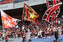 Consadole Sapporo Fans, .MAY 6, 2012 - Football /Soccer : .2012 J.LEAGUE Division 1 .between Yokohama F Marinos 2-1 Consadole Sapporo .at Nissan Stadium, Kanagawa, Japan. .(Photo by YUTAKA/AFLO SPORT) [1040]