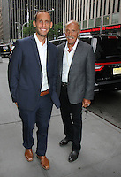 NEW YORK, NY-June 23: Seth Gold, Les Gold  at SiriusXM to talk about new season of Hardcore Pawn in New York. NY June 23, 2016. Credit:RW/MediaPunch