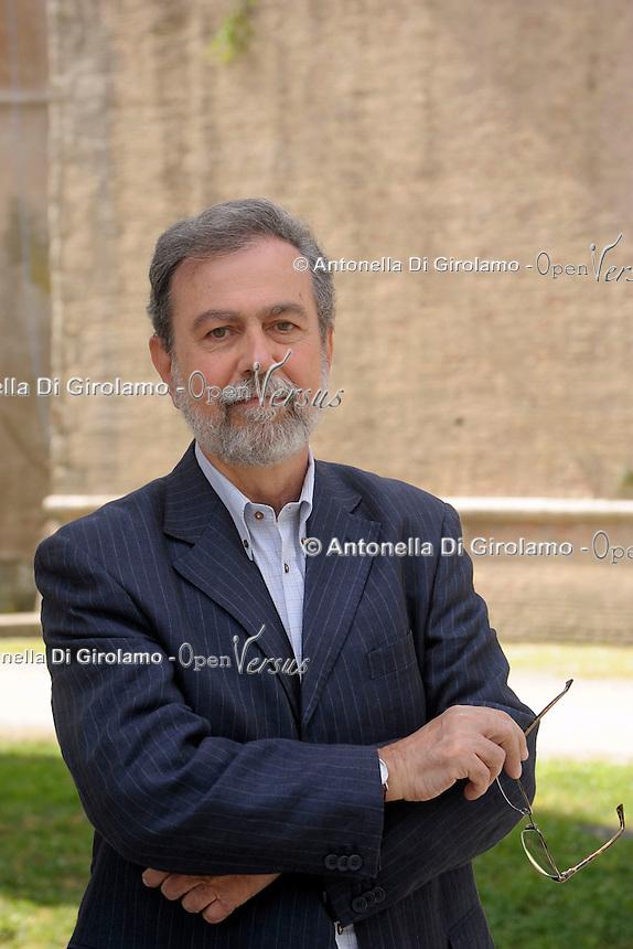 Guido Caroselli, meteorologo...