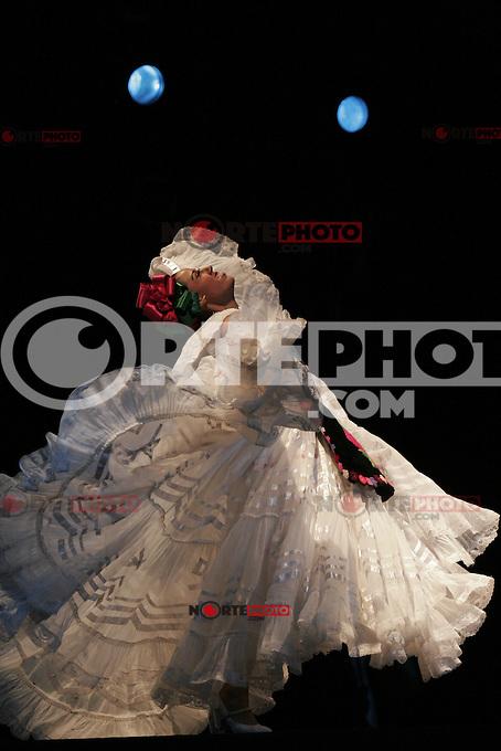 Ballet Folkl&oacute;rico de M&eacute;xico Amalia Hern&aacute;ndez..A partir del a&ntilde;o de 1952 Amalia Hern&aacute;ndez tom&oacute; la decisi&oacute;n de formar su propia compa&ntilde;&iacute;a de danza. Su experiencia como bailarina, maestra y core&oacute;grafa, adquirida en la Academia Mexicana de la Danza..Ballet Moderno de M&eacute;xico.<br /> (Staff/NortePhoto)