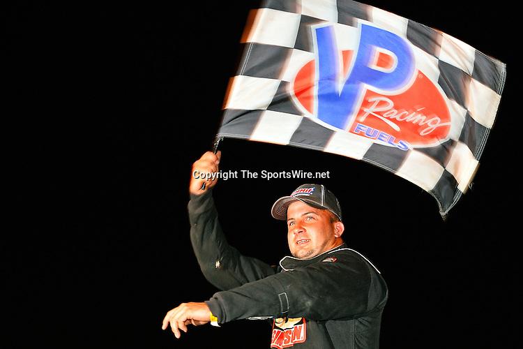 Volusia Speedway Park 2014
