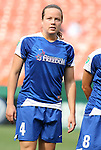 22 June 2008: Washington's Christen Karniski. The Washington Freedom defeated the Richmond Kickers Destiny 5-0 at RFK Stadium in Washington, DC in a United Soccer Leagues W-League friendly.