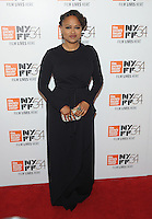 NEW YORK, NY - SEPTEMBER 30:  Director Ava DuVernay  attends the 54th New York Film Festival opening night gala presentation and '13th' world premiere at Alice Tully Hall at Lincoln Center on September 30, 2016 in New York City.  Photo Credit: John Palmer/MediaPunch