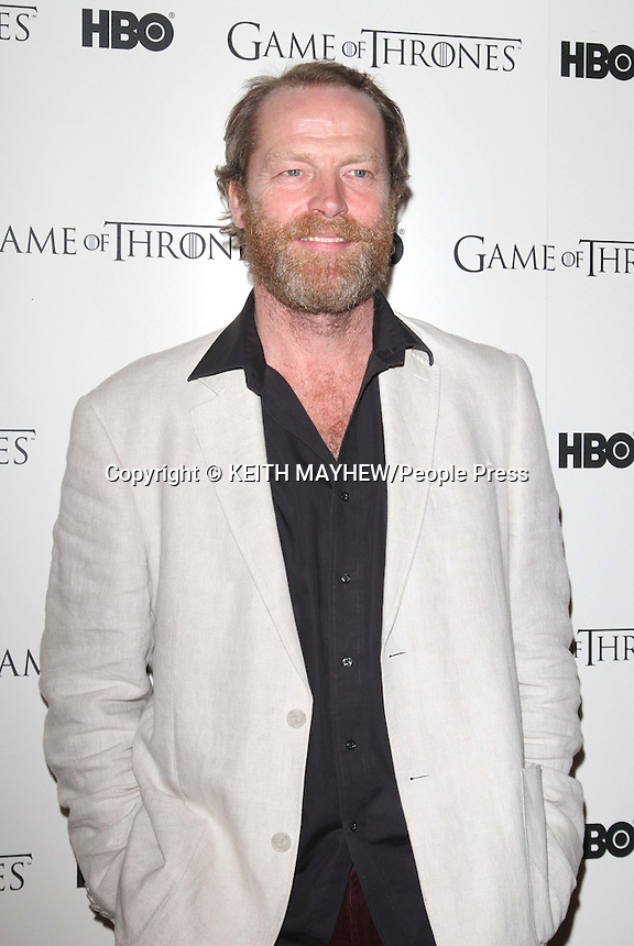 London - DVD launch of the Complete 1st season of 'Game Of Thrones' at Old Vic Tunnels, London - February 29th 2012..Photo by Keith Mayhew