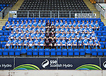 The 2016-2017 four St Johnstone Academy Teams alltogether at McDiarmid Park&hellip;14.09.16<br />Picture by Graeme Hart.<br />Copyright Perthshire Picture Agency<br />Tel: 01738 623350  Mobile: 07990 594431