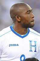 Washington, D.C.- May 29, 2014.  Honduras forward Jerry Palacios. Turkey defeated Honduras 2-0 during an international friendly game at RFK Stadium.